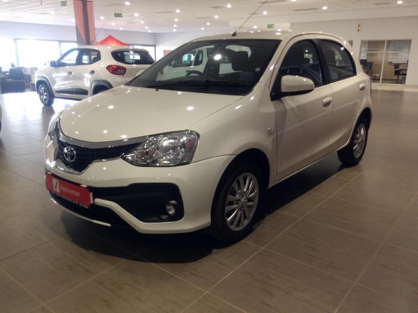 TOYOTA ETIOS 1.5 X for Sale in South Africa