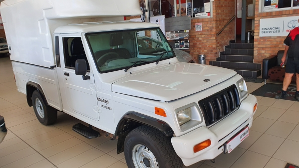 MAHINDRA BOLERO NEF LOADER  for Sale in South Africa