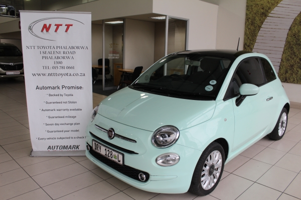 FIAT 500 900T TWINAIR POP STAR for Sale in South Africa