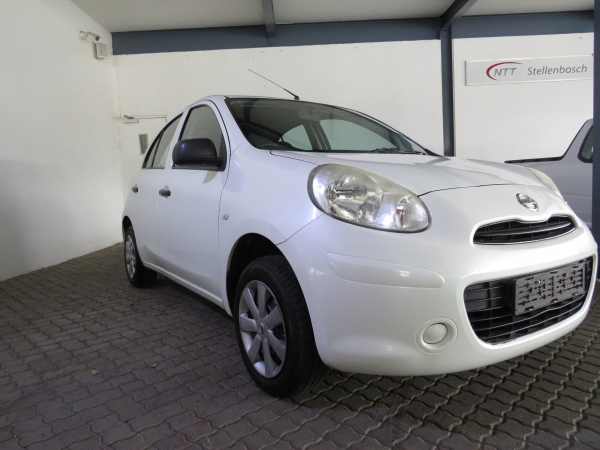 NISSAN MICRA 1.2 VISIA+ 5DR for Sale in South Africa