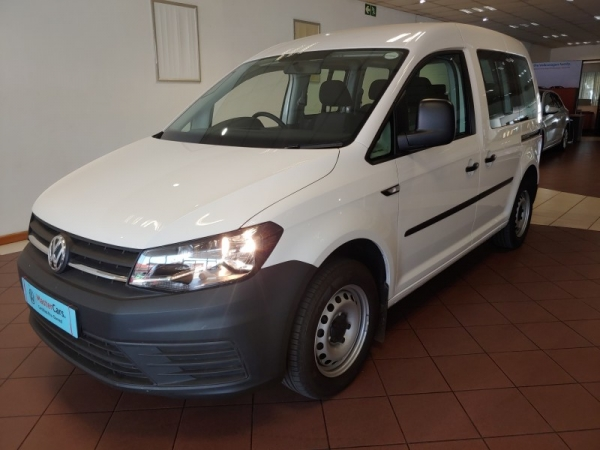 VOLKSWAGEN CADDY4 CREWBUS 1.6i  (7 SEAT) Used Car For Sale