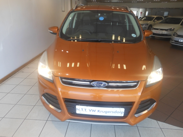 FORD KUGA 1.5 ECOBOOST TREND A/T Used Car For Sale
