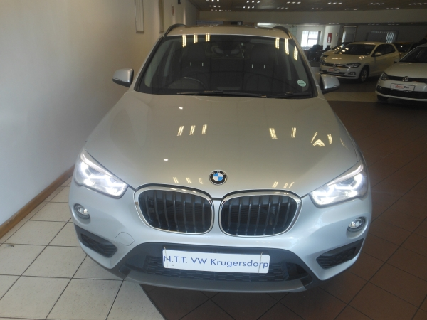 BMW X1 sDRIVE20d A/T (F48) Used Car For Sale