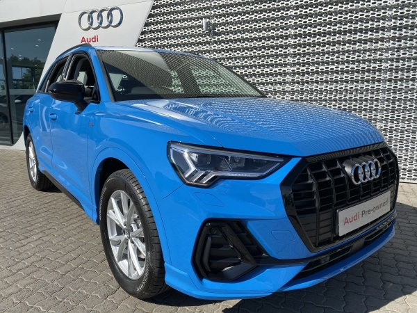 AUDI Q3 1.4T S TRONIC S LINE (35 TFSI) Used Car For Sale