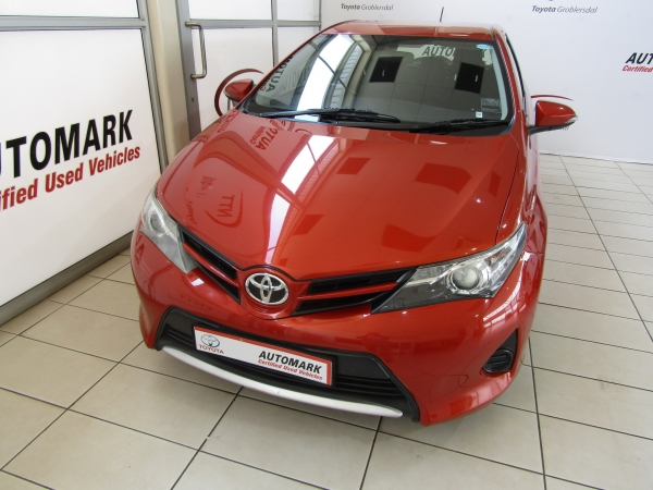 TOYOTA AURIS 1.3 X for Sale in South Africa