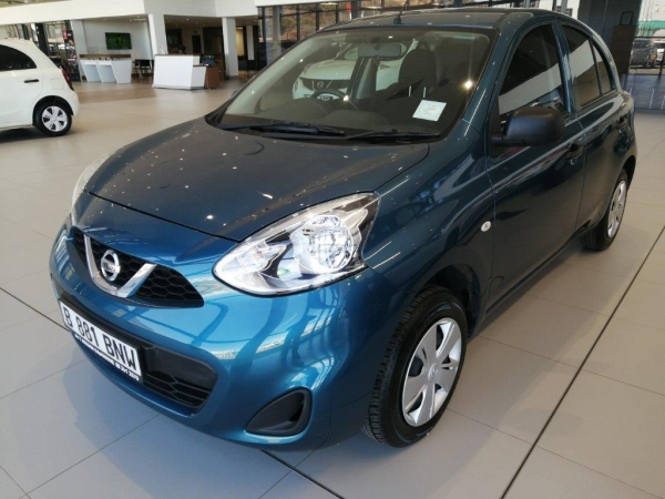 NISSAN MICRA 1.2 ACTIVE VISIA for Sale in South Africa