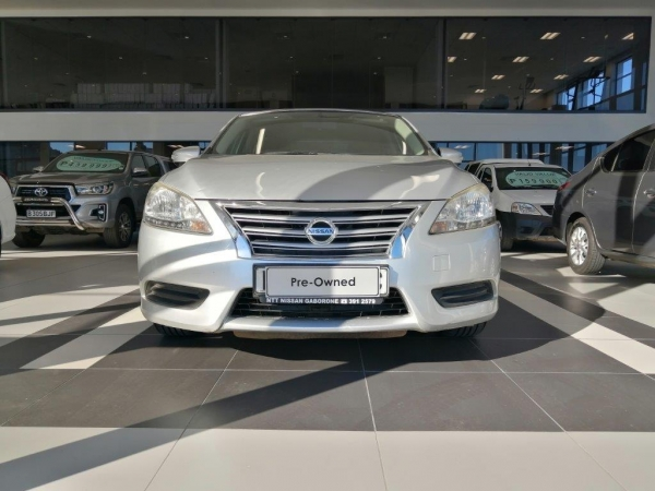 NISSAN SENTRA 1.6 ACENTA for Sale in South Africa