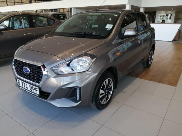 DATSUN GO 1.2 LUX CVT for Sale in South Africa