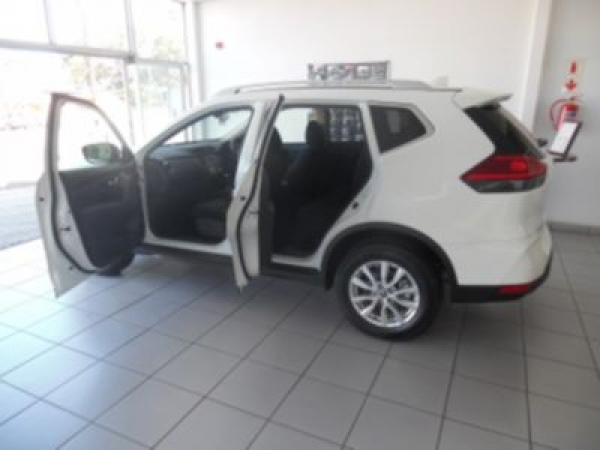 NISSAN X TRAIL 2.5 ACENTA PLUS 4X4 CVT 7S for Sale in South Africa