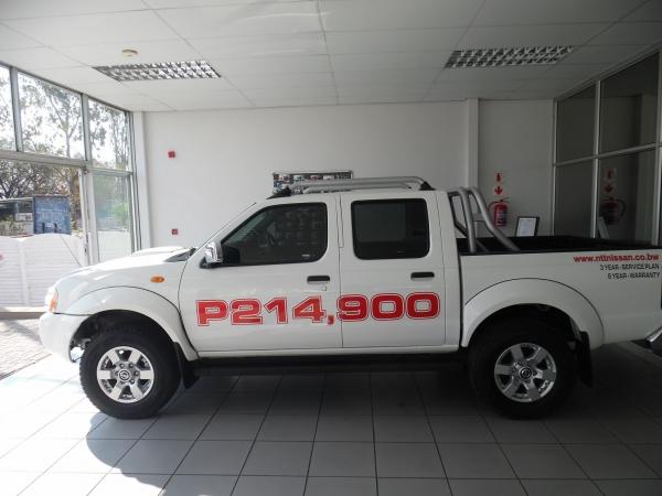 NISSAN HARDBODY NP300 2.5 TDi HI-RIDER  for Sale in South Africa