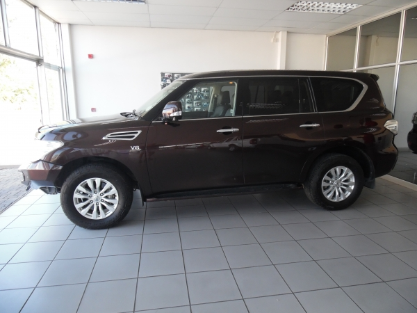 NISSAN PATROL 4.8 GRX  for Sale in South Africa