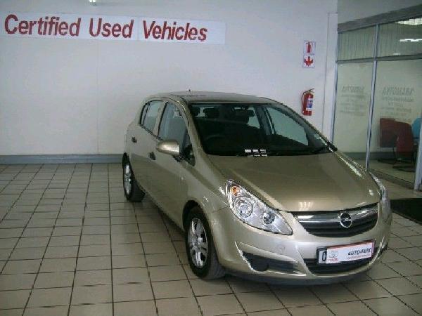 Used Opel Corsa 14 66 kW