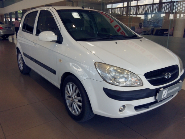 HYUNDAI GETZ 1.4 HS for Sale in South Africa