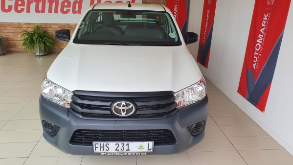 TOYOTA HILUX 2.4 GD  for Sale in South Africa