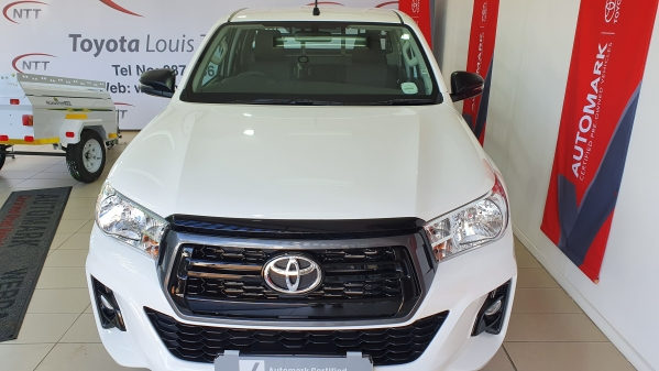 TOYOTA HILUX 2.4 GD-6 RB SRX  for Sale in South Africa