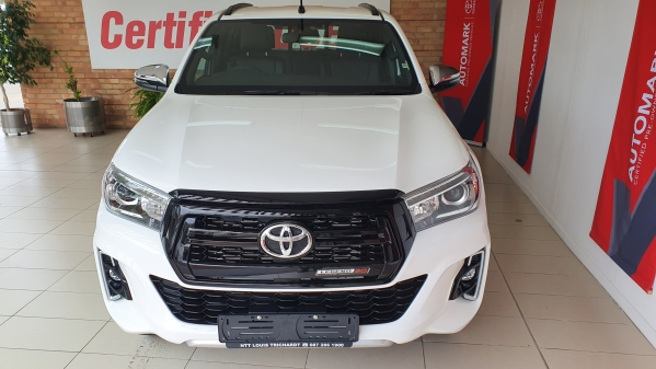 TOYOTA HILUX 2.8 GD-6 RAIDER 4X4  for Sale in South Africa