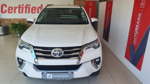TOYOTA FORTUNER 2.8GD-6  for Sale in South Africa
