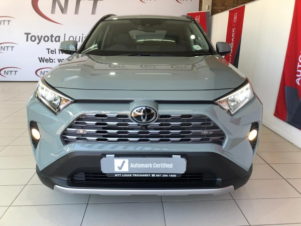 TOYOTA RAV4 2.5 VX  for Sale in South Africa