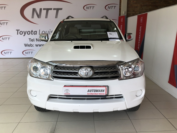 TOYOTA FORTUNER 4.0 V6 HERITAGE RB  for Sale in South Africa