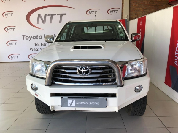 TOYOTA HILUX 3.0 D-4D RAIDER 4 for Sale in South Africa