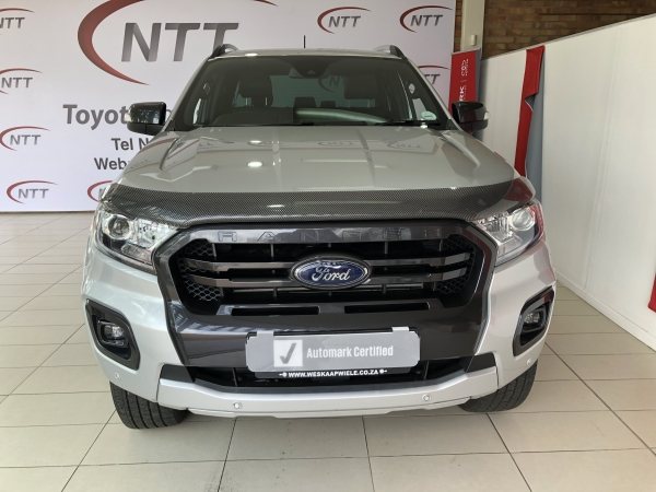 FORD RANGER 2.0D BI-TURBO WILDTRAK 4 for Sale in South Africa
