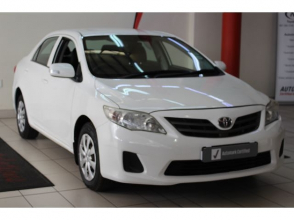 TOYOTA COROLLA 1.6 PROFESSIONAL for Sale in South Africa