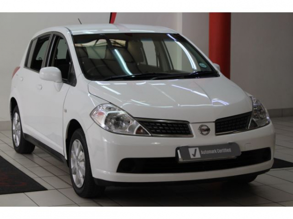 NISSAN TIIDA 1.6 VISIA + 5Dr for Sale in South Africa