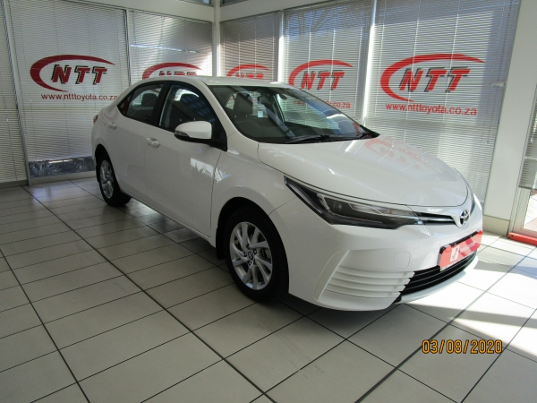 TOYOTA COROLLA QUEST 1.8 EXCLUSIVE Used Car For Sale