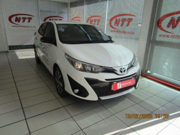 TOYOTA YARIS 1.5 SPORT 5Dr Used Car For Sale