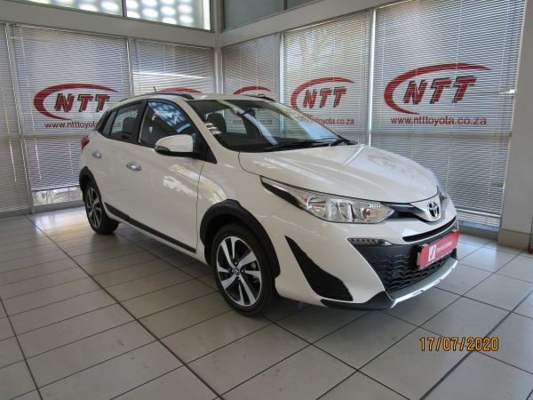 TOYOTA YARIS 1.5 CROSS 5Dr Used Car For Sale