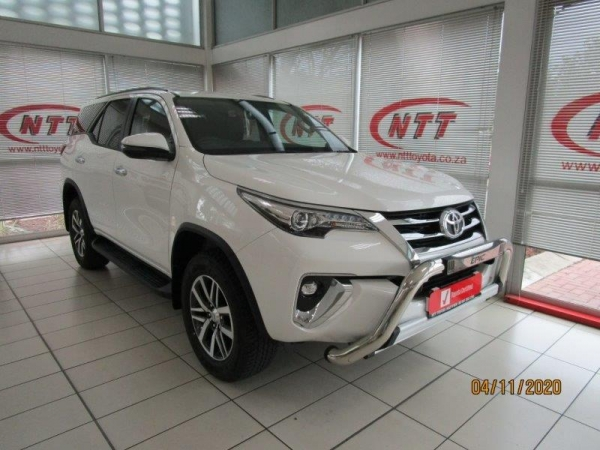 TOYOTA FORTUNER 2.8GD-6 4X4 EPIC A/T Used Car For Sale