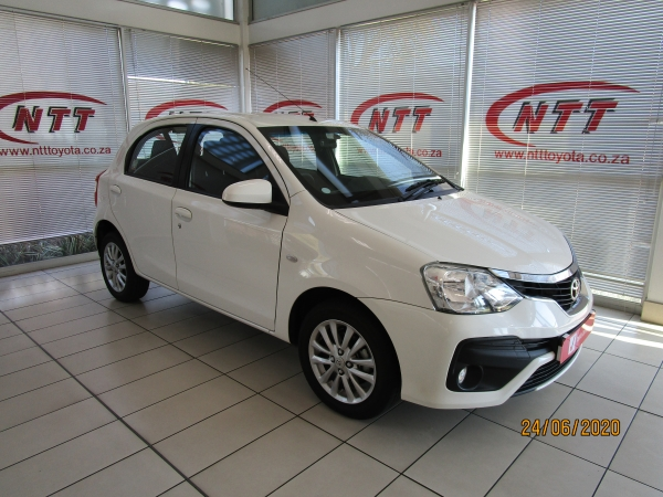 TOYOTA ETIOS 1.5 Xs/SPRINT 5Dr Used Car For Sale