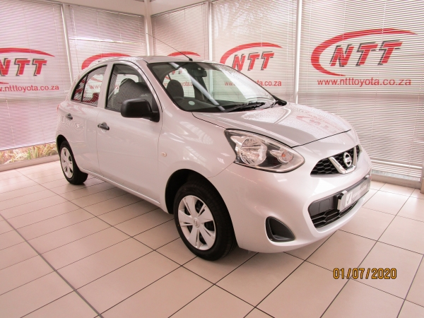 NISSAN MICRA 1.2 ACTIVE VISIA+ Used Car For Sale