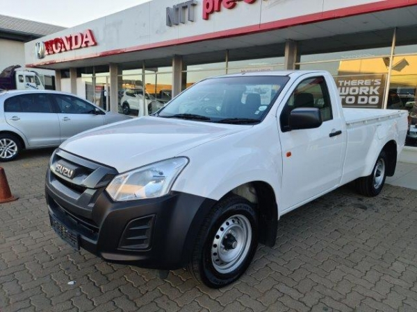 ISUZU D-MAX 250C  for Sale in South Africa