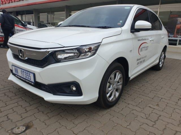 HONDA AMAZE 1.2 COMFORT for Sale in South Africa