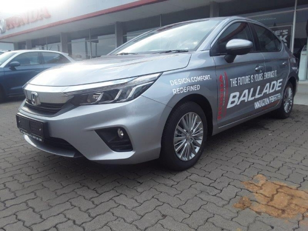 HONDA BALLADE 1.5 COMFORT CVT for Sale in South Africa