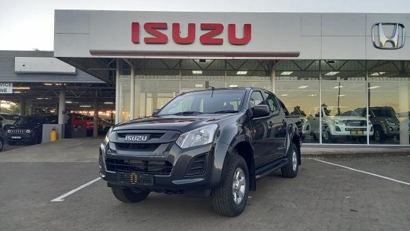 ISUZU D-MAX 250 HO HI-RIDE
