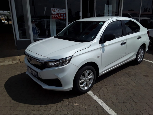 HONDA AMAZE 1.2 TREND for Sale in South Africa