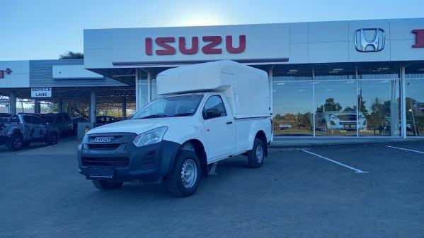 ISUZU D-MAX 250C FLEETSIDE  for Sale in South Africa