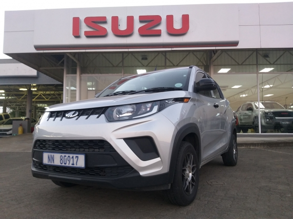 MAHINDRA KUV 100 1.2 K2+ NXT for Sale in South Africa