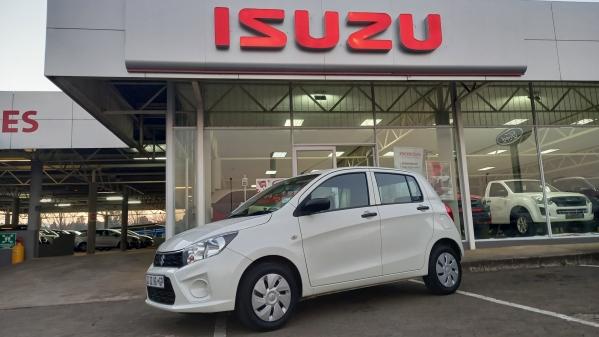 SUZUKI CELERIO 1.0 GA for Sale in South Africa
