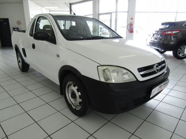 OPEL CORSA UTILITY 1.7 DTi  for Sale in South Africa