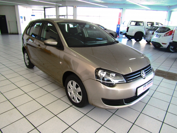 VOLKSWAGEN POLO VIVO GP 1.4 TRENDLINE 5DR for Sale in South Africa