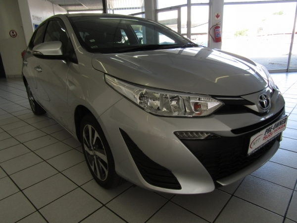 TOYOTA YARIS 1.5 XS CVT 5Dr for Sale in South Africa