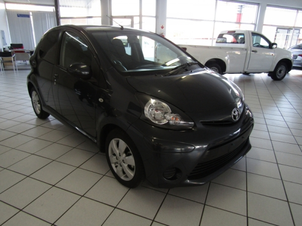 TOYOTA AYGO 1.0 WILD 5DR for Sale in South Africa