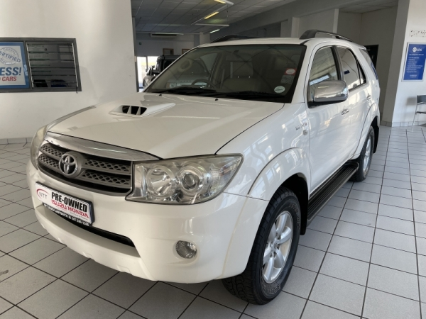TOYOTA FORTUNER 3.0D-4D  for Sale in South Africa