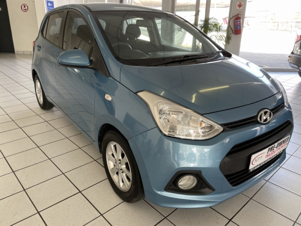 HYUNDAI GRAND i10 1.25 MOTION for Sale in South Africa