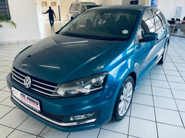 VOLKSWAGEN POLO GP 1.6 COMFORTLINE for Sale in South Africa