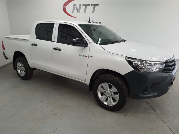 TOYOTA HILUX 2.4 GD-6 RB S