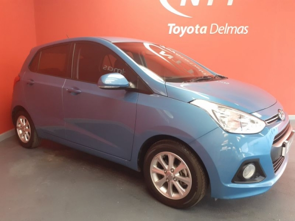 HYUNDAI GRAND i10 1.25 FLUID for Sale in South Africa
